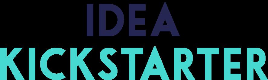 Idea Kickstarter Logo