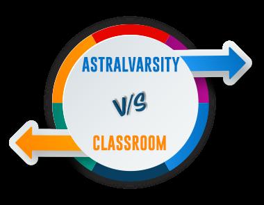 Classroom Vs astralvarsity